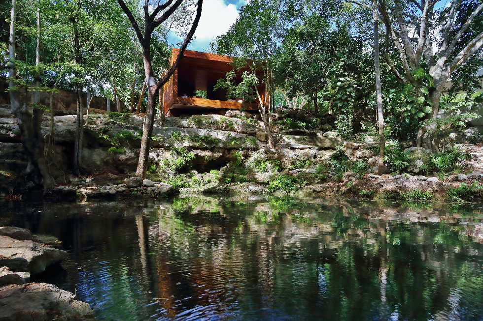 The peaceful cenote-side digs at Chabl\u00e9 Resort