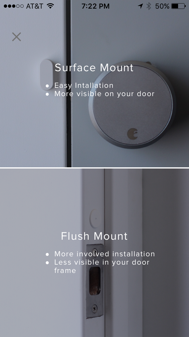 August Home's New DoorSense Technology
